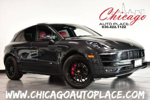 2018 Porsche Macan for sale at Chicago Auto Place in Bensenville IL