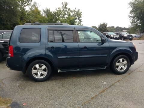 2009 Honda Pilot for sale at Auto Brokers of Milford in Milford NH