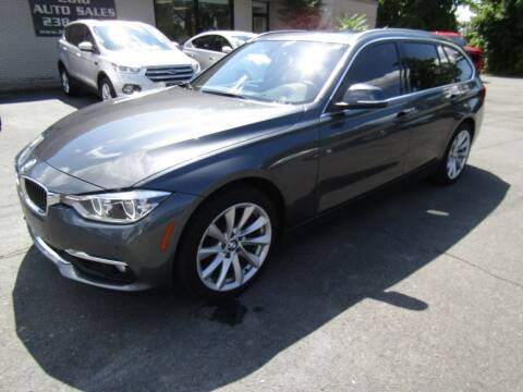 2017 BMW 3 Series for sale at 2010 Auto Sales in Troy NY