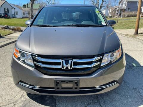 2016 Honda Odyssey for sale at Via Roma Auto Sales in Columbus OH
