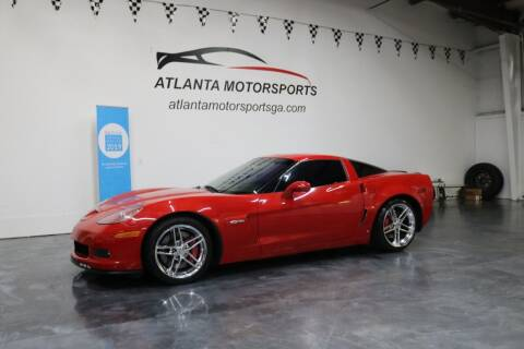2006 Chevrolet Corvette for sale at Atlanta Motorsports in Roswell GA