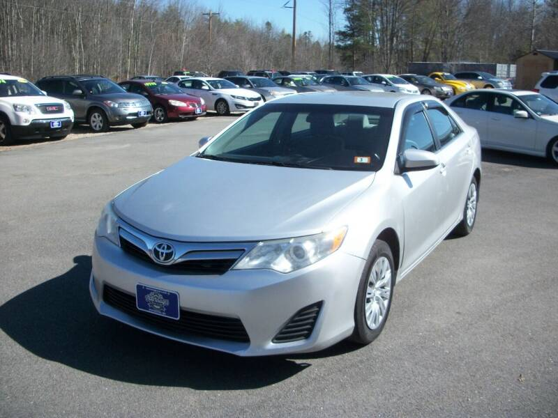 2013 Toyota Camry for sale at Auto Images Auto Sales LLC in Rochester NH
