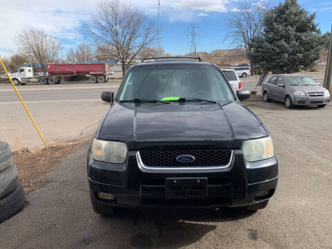 2004 Ford Escape for sale at Highbid Auto Sales & Service in Arvada CO