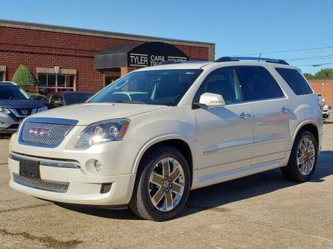 2012 GMC Acadia for sale at Tyler Car  & Truck Center in Tyler TX