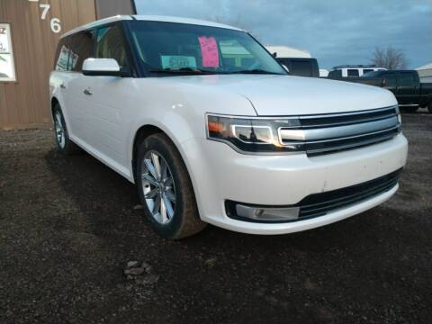 2014 Ford Flex for sale at Kustomz Truck & Auto Inc. in Rapid City SD