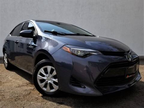 2017 Toyota Corolla for sale at Planet Cars in Berkeley CA