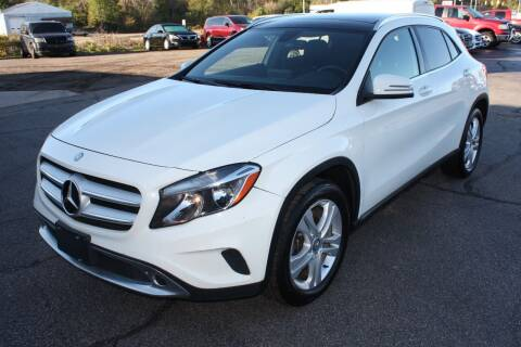 2017 Mercedes-Benz GLA for sale at New Mobility Solutions in Jackson MI