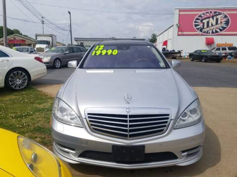 2012 Mercedes-Benz S-Class for sale at AUTOPLEX 528 LLC in Huntsville AL