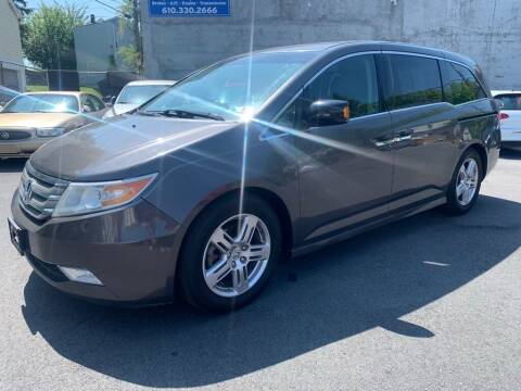 2012 Honda Odyssey for sale at Amicars in Easton PA