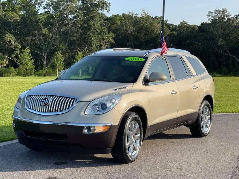 2010 Buick Enclave for sale at GENESIS AUTO SALES in Port Charlotte FL