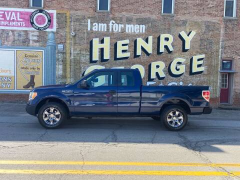 2009 Ford F-150 for sale at Main St Motors Inc. in Sheridan IN