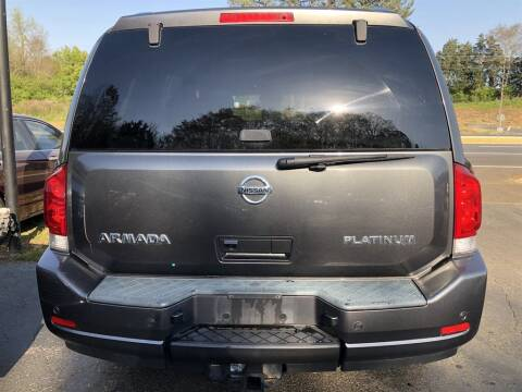 2011 Nissan Armada for sale at Momentum Motor Group in Lancaster SC