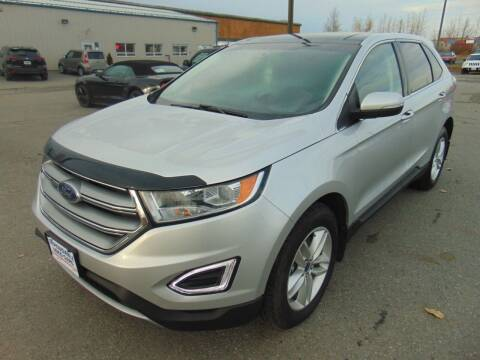 2017 Ford Edge for sale at Dependable Used Cars in Anchorage AK