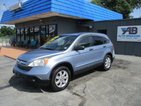 2008 Honda CR-V for sale at AUTO BROKERS OF ORLANDO in Orlando FL