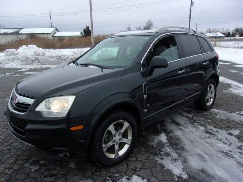 2008 Saturn Vue for sale at DAVE KNAPP USED CARS in Lapeer MI