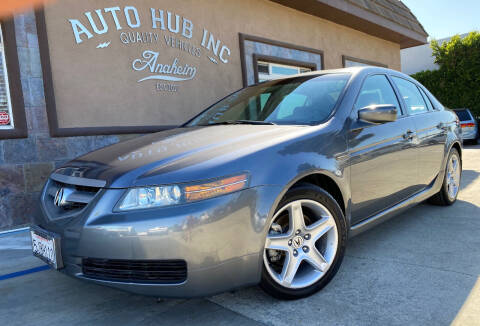 2004 Acura TL for sale at Auto Hub, Inc. in Anaheim CA
