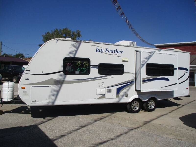 2010 Jayco Jay Feather for sale at Schrader - Used Cars in Mount Pleasant IA