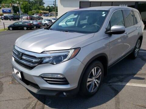 2017 Honda Pilot for sale at BuyFromAndy.com at Hi Lo Auto Sales in Frederick MD