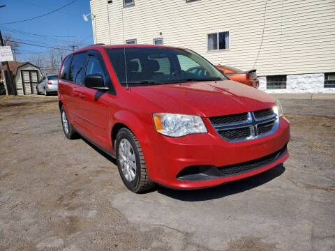2013 Dodge Grand Caravan for sale at T & R Adventure Auto in Buffalo NY