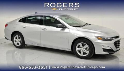 2021 Chevrolet Malibu for sale at ROGERS  AUTO  GROUP in Chicago IL