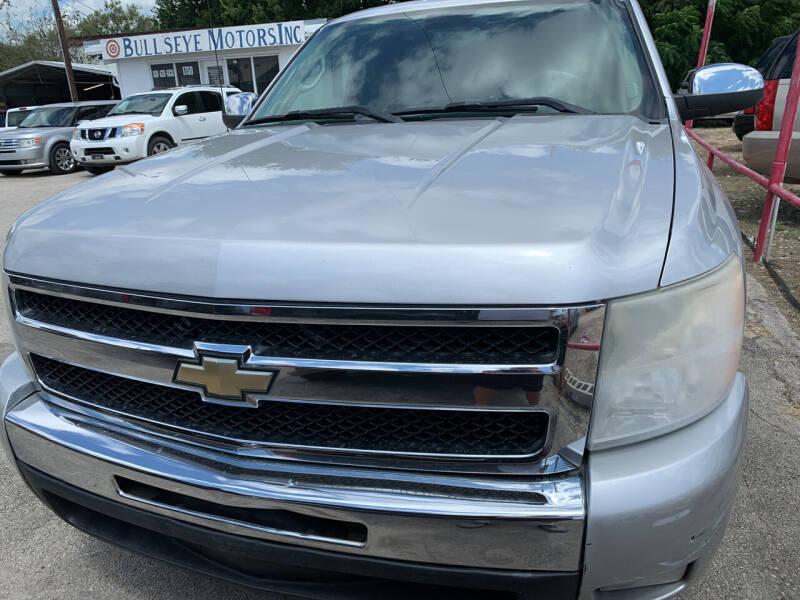 2010 Chevrolet Silverado 1500 for sale at BULLSEYE MOTORS INC in New Braunfels TX