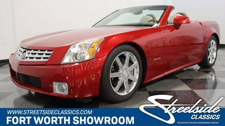 2004 Cadillac XLR for sale in Fort Worth, TX