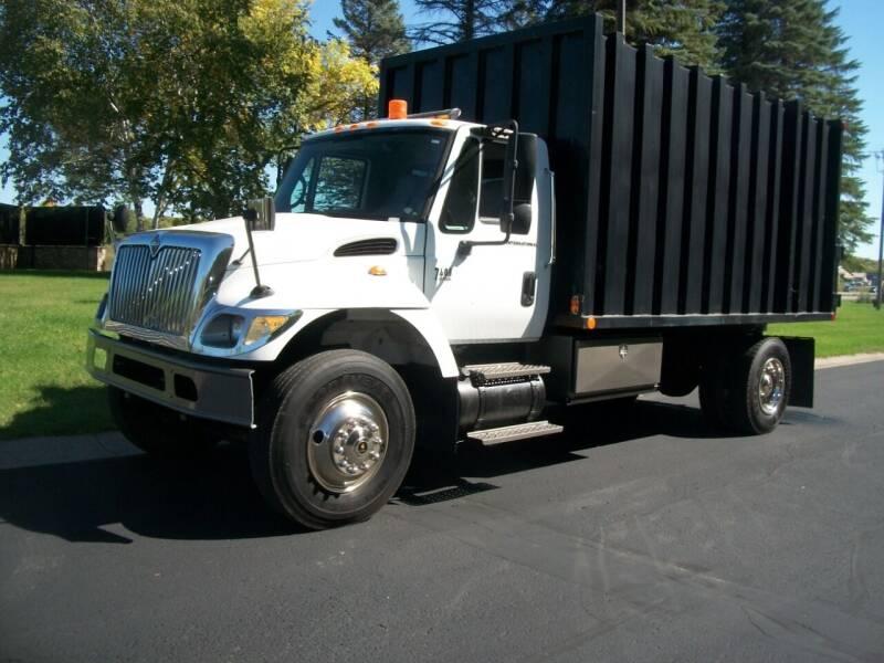 2006 International 7400 for sale at Zimmerman Truck in Zimmerman MN