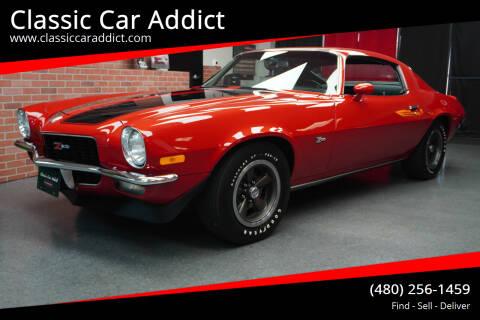 1970 Chevrolet Camaro for sale at Classic Car Addict in Mesa AZ