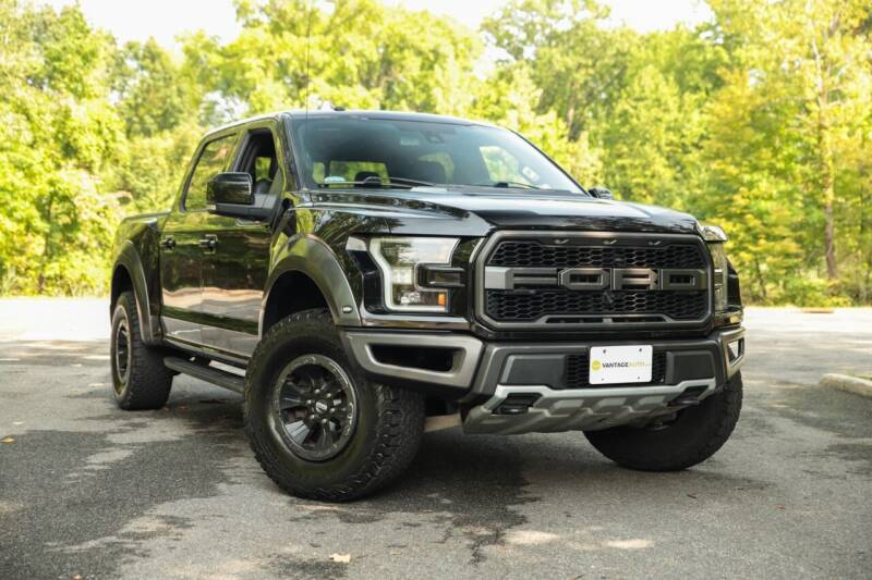 2017 Ford F-150 for sale at Vantage Auto Wholesale in Moonachie NJ
