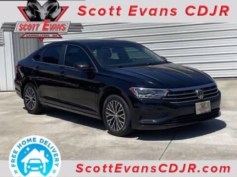 2019 Volkswagen Jetta for sale at SCOTT EVANS CHRYSLER DODGE in Carrollton GA