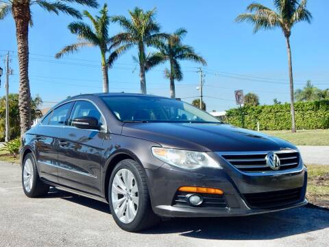 2010 Volkswagen CC for sale at VE Auto Gallery LLC in Lake Park FL