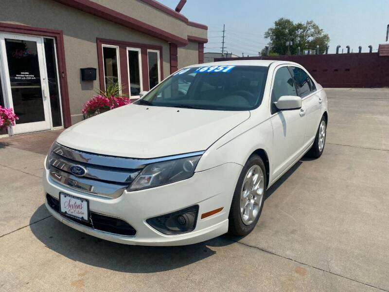 2010 Ford Fusion for sale at Sexton's Car Collection Inc in Idaho Falls ID