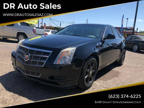 2009 Cadillac CTS for sale at DR Auto Sales in Glendale AZ