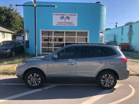 2009 Hyundai Santa Fe for sale at Finish Line Motors in Tulsa OK