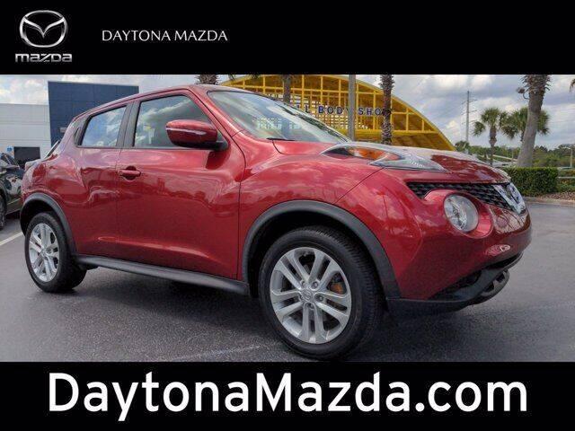 2016 Nissan JUKE for sale in Daytona Beach, FL