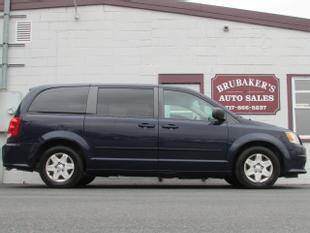 2012 Dodge Grand Caravan for sale at Brubakers Auto Sales in Myerstown PA