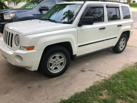 2007 Jeep Patriot for sale at Nice Cars in Pleasant Hill MO