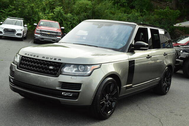 2017 Land Rover Range Rover for sale in Peabody, MA