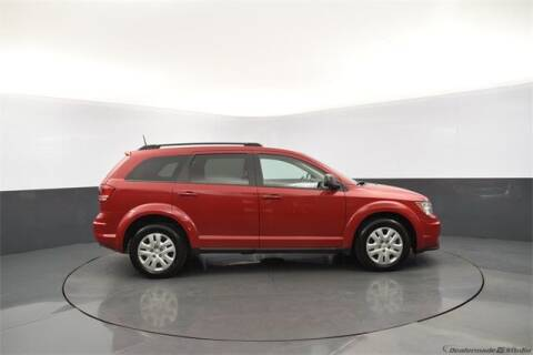2018 Dodge Journey for sale at Tim Short Auto Mall in Corbin KY