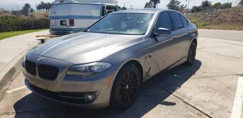 2011 BMW 5 Series for sale at L.A. Vice Motors in San Pedro CA