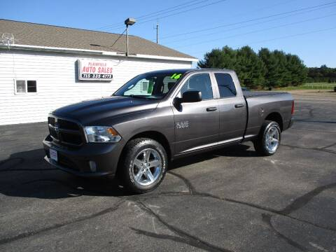 2016 RAM Ram Pickup 1500 for sale at Plainfield Auto Sales, LLC in Plainfield WI