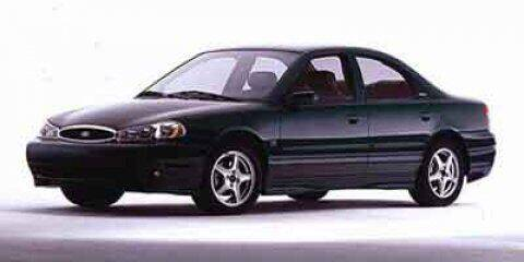 2000 Ford Contour SVT for sale at Mike Murphy Ford in Morton IL