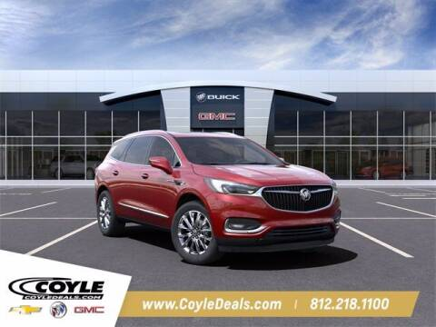 2021 Buick Enclave for sale at COYLE GM - COYLE NISSAN - New Inventory in Clarksville IN