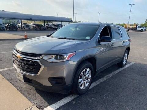 2018 Chevrolet Traverse for sale at Jerry's Buick GMC in Weatherford TX