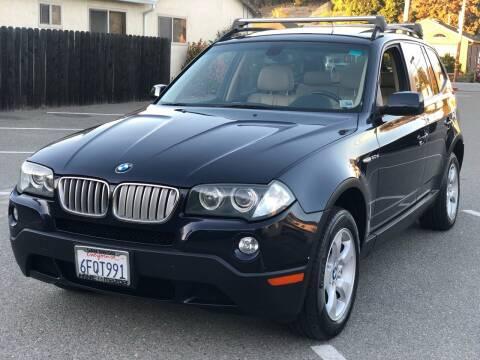 2008 BMW X3 for sale at JENIN MOTORS in Hayward CA