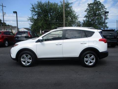 2014 Toyota RAV4 for sale at FINAL DRIVE AUTO SALES INC in Shippensburg PA