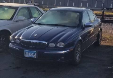 2005 Jaguar X-Type for sale at Tower Motors in Brainerd MN