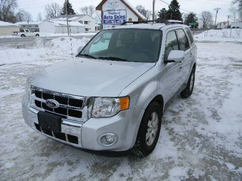 2011 Ford Escape for sale at Northwest Auto Sales in Farmington MN