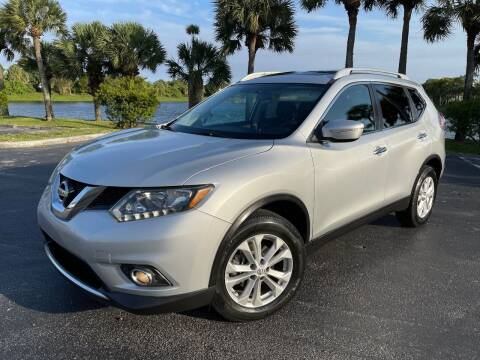 2014 Nissan Rogue for sale at Vogue Auto Sales in Pompano Beach FL