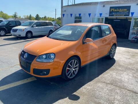 2007 Volkswagen GTI for sale at Plaistow Auto Group in Plaistow NH